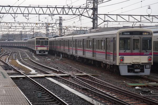 2016-12-22 京王7806F 7423F