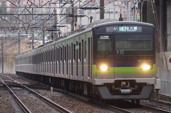 2016-12-22 都営10-550F 区急本八幡行き