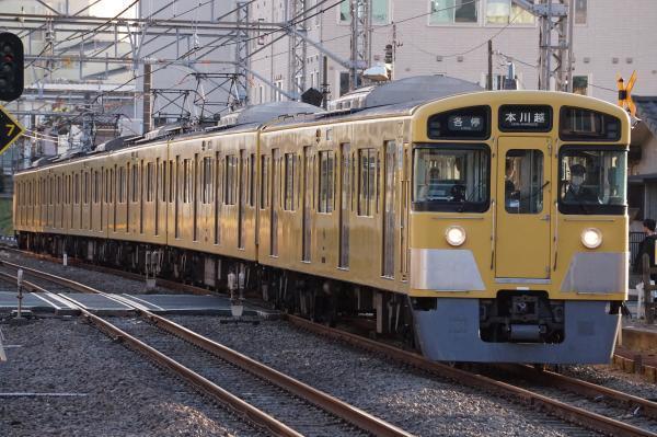 2016-12-24 西武2049F 各停本川越行き 5713レ