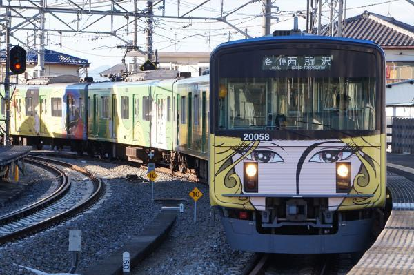 2016-12-28 西武20158F 各停西所沢行き 6170レ