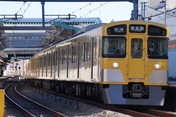 2016-12-30 西武2089F 各停豊島園行き