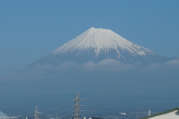 2017-01-04 富士山