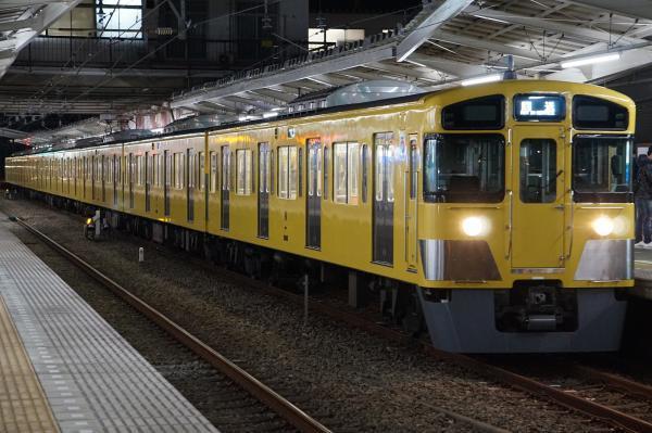 2017-01-19 西武2087F 回送