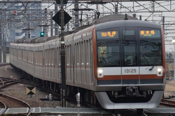 2017-01-20 メトロ10125F 各停新木場行き 6534レ
