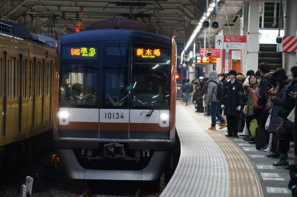 2017-01-20 メトロ10134F 準急新木場行き 4582レ