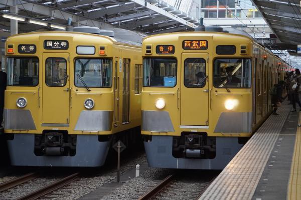2017-01-20 西武2015F 2027F