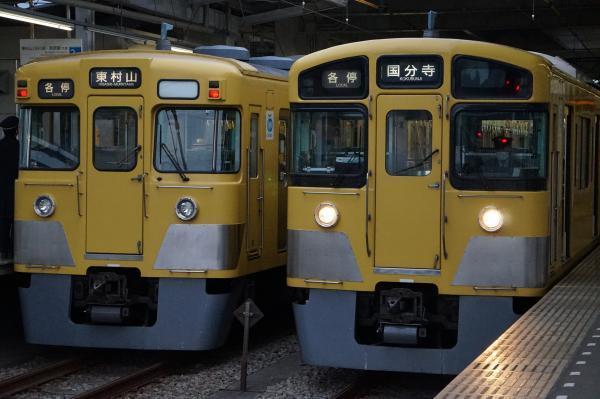 2017-01-20 西武2015F 2051F