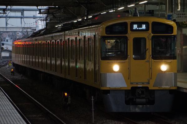 2017-01-20 西武2089F 回送