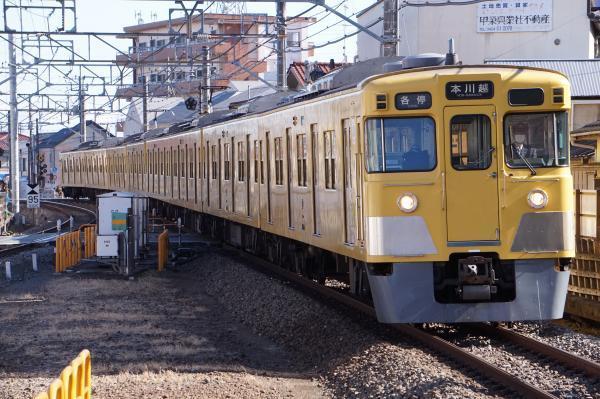 2017-01-21 西武2007F 各停本川越行き 5621レ