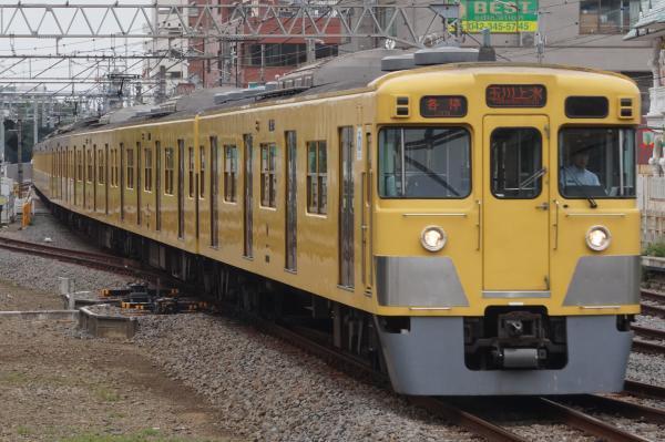 2016-07-25 西武2005F 各停玉川上水行き 5457レ