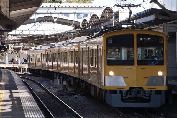2017-02-04 西武263F 国分寺行き 6050レ
