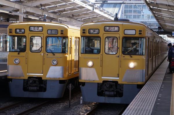2017-02-04 西武2031F 2015F