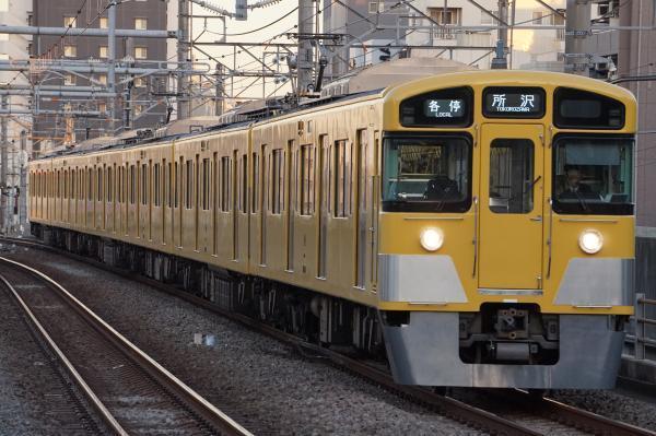2017-02-04 西武2089F 各停所沢行き 5313レ