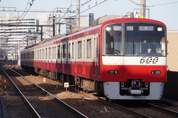 2017-02-07 京急608F 快特三崎口行き