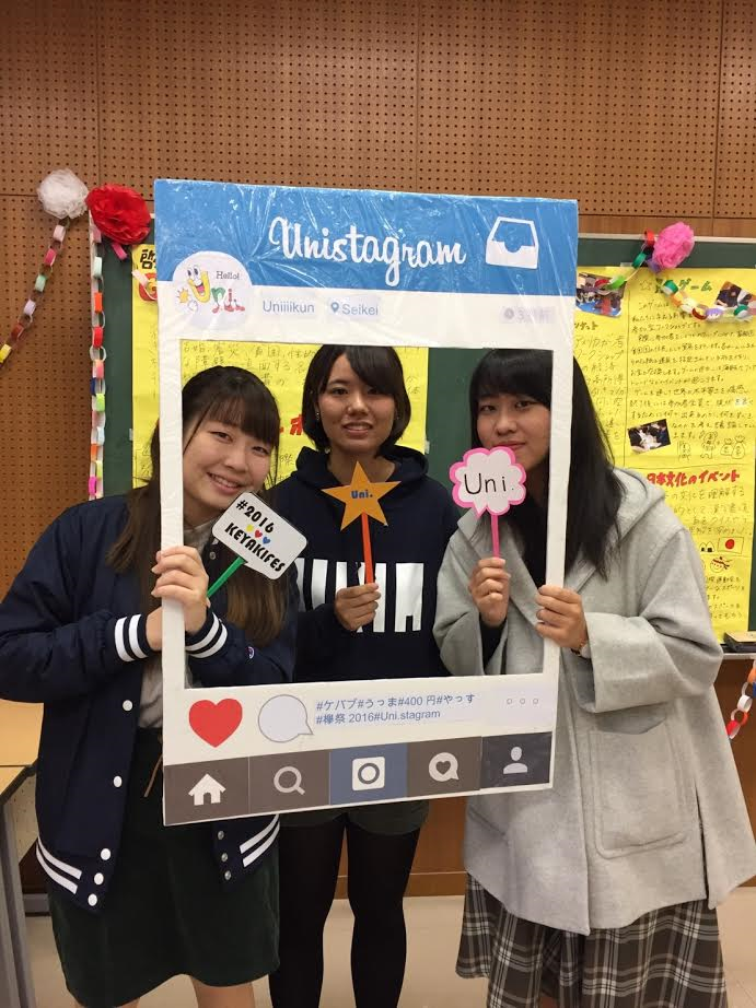 欅祭Unistagram