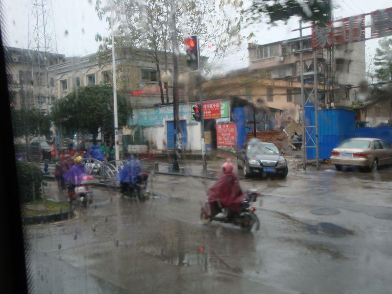 桂林から陽朔バス