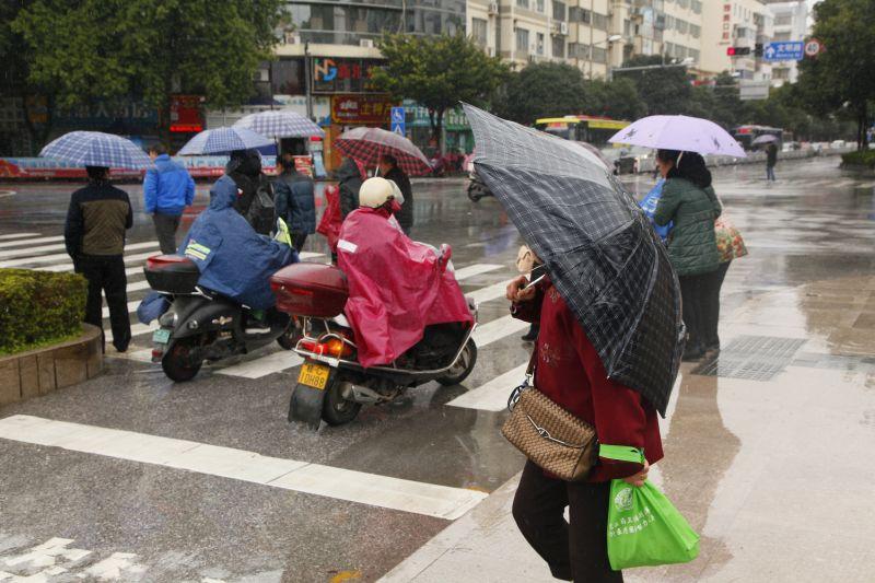 世界二周雨
