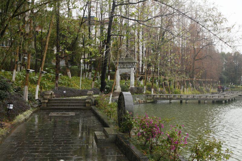 日月双塔文化公園