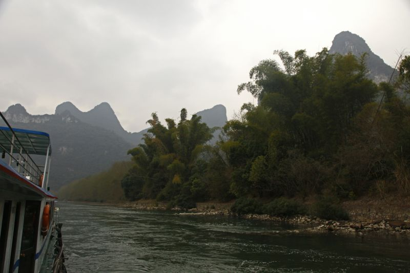 桂林遊覧船