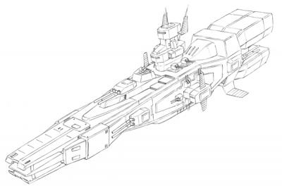 マゼラン改級戦艦(0088)