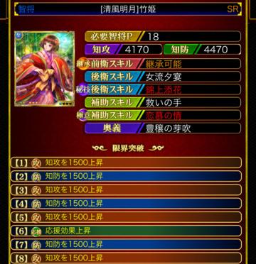 竹姫18-8凸