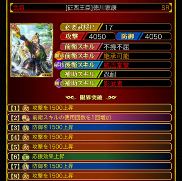 徳川家康17-8凸