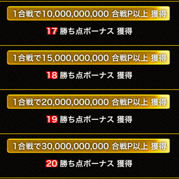 勝ち点300億