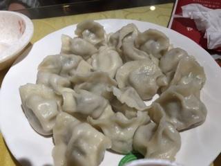 水餃子(豚肉・セロリ)
