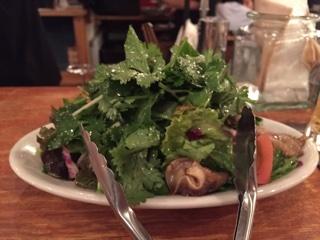 THE JILL サラダ(ハーフ)