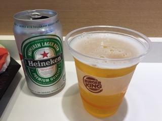 ハイネケンビール