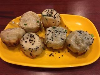 生煎(焼き小籠包)3種
