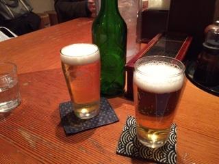 ビール(ハートランド中瓶)