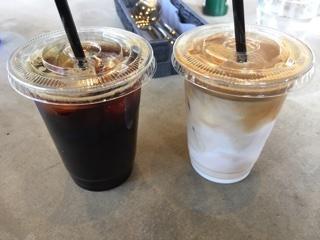 アイスコーヒー・アイス カフェ ラテ