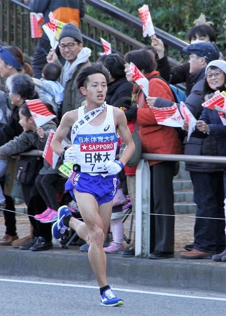 17位 日本体育大学(吉田亮壱)