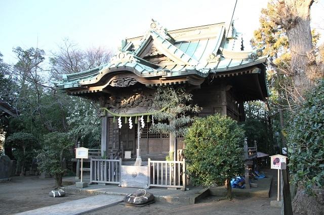 菱沼八王子神社