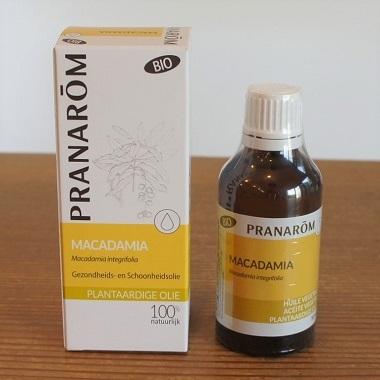 プラナロム・マカダミアナッツオイル1