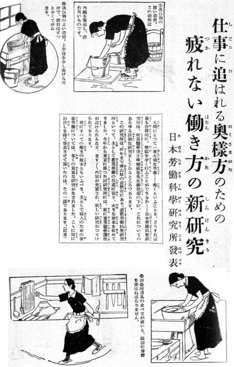 日本労働科学研究所1937may