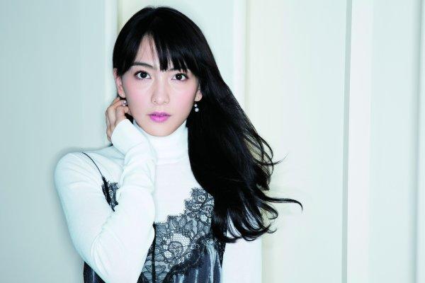 【芸能】山口百恵さんのようになれたら…知英、大躍進の一年をふり返る SHOWBIZ JAPAN