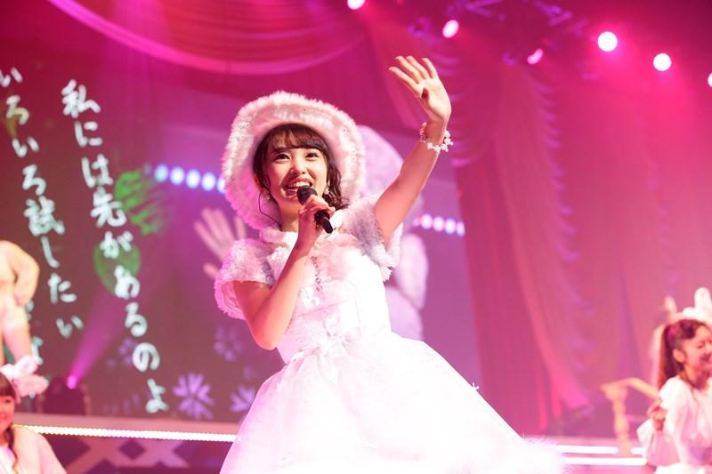 【AKB48】アンフェアにはアンフェアを…向井地美音、初ソロ公演で脱優等生宣言「いい子ちゃんでいるのはやめようと思います!」 SHOWBIZ JAPAN