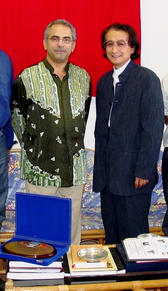 2002 East Timor -show