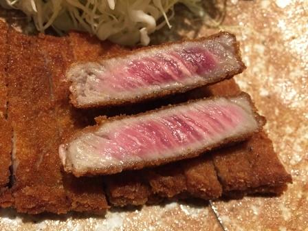 牛かつ (5)