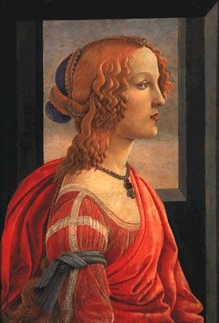 142_美しきシモネッタの肖像