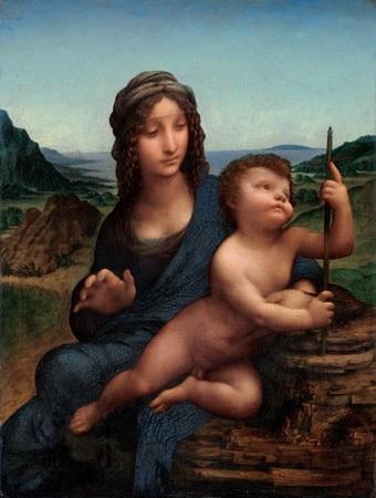 143_糸巻きの聖母