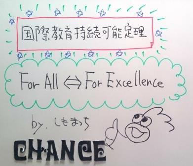 国際教育持続可能定理