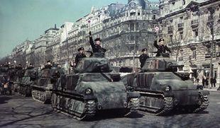 ドイツ電撃戦