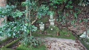 塩谷興久の墓