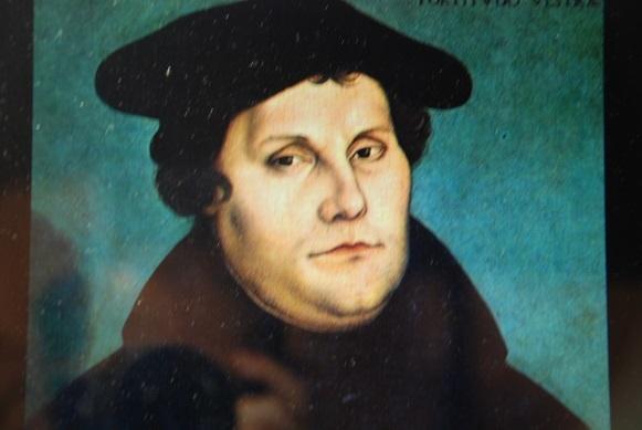 ルターの肖像画