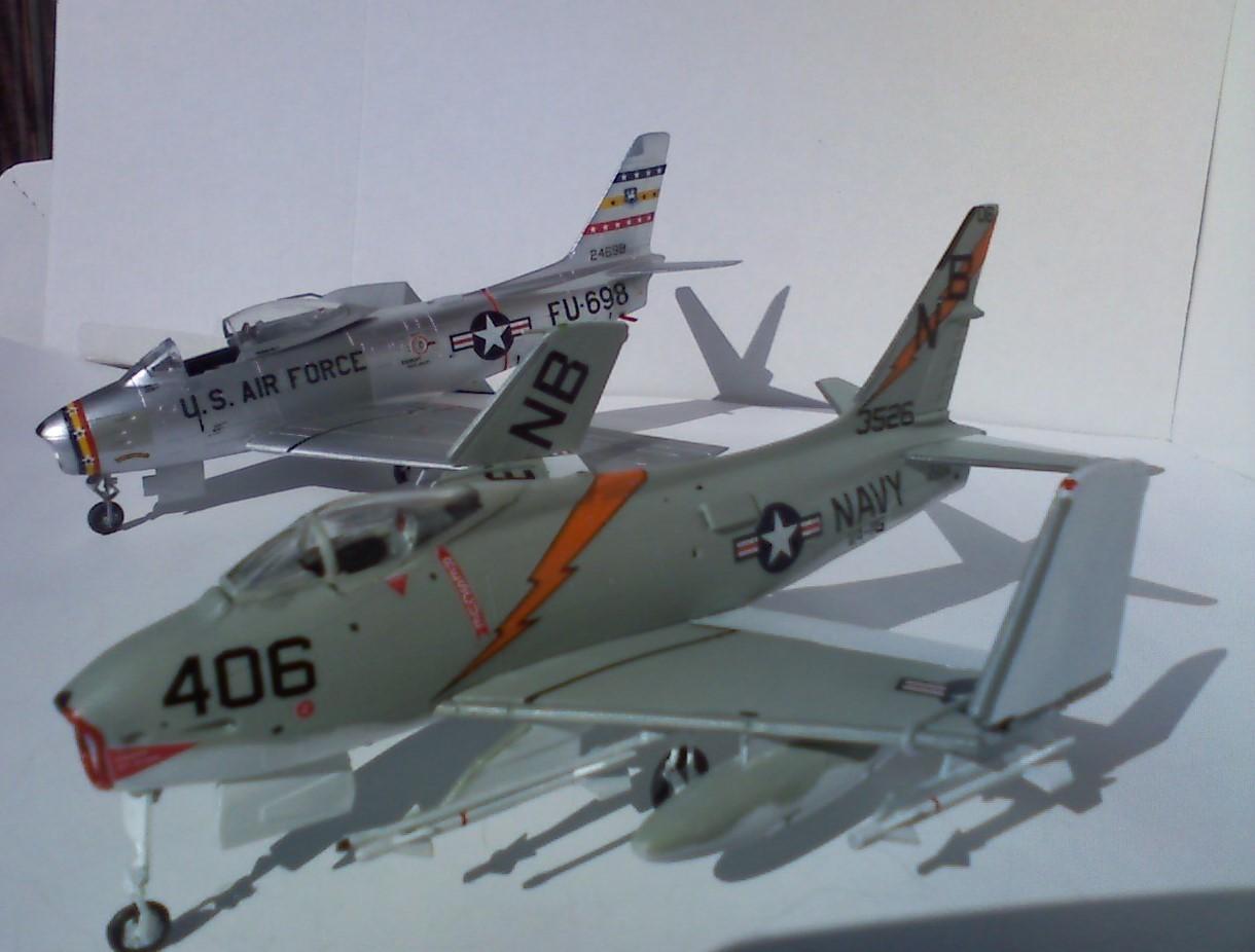 FJ-4Bフューリー