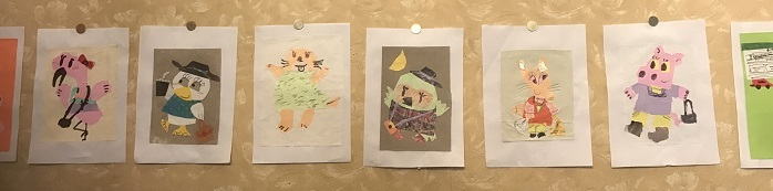 動物たちの2
