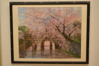 WEb田谷堰の桜